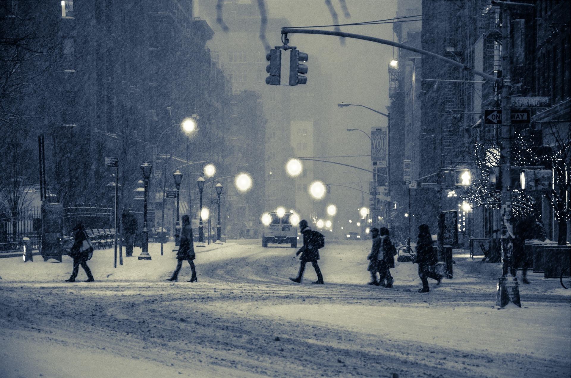 Szkody zimowe i chodnikowe